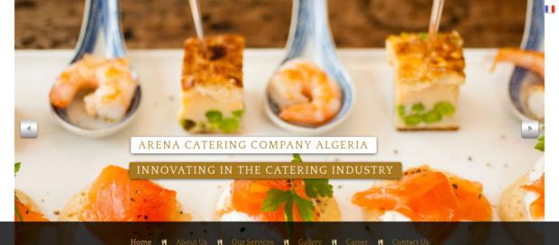 ARENA CATERING COMPANY ALGERIA