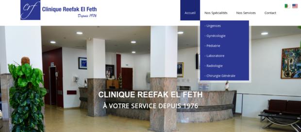 Clinique Reefak El Feth